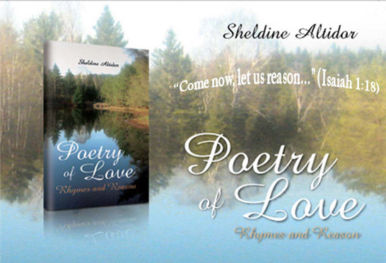 Poetry of Love Rhymes and Reason Now Available